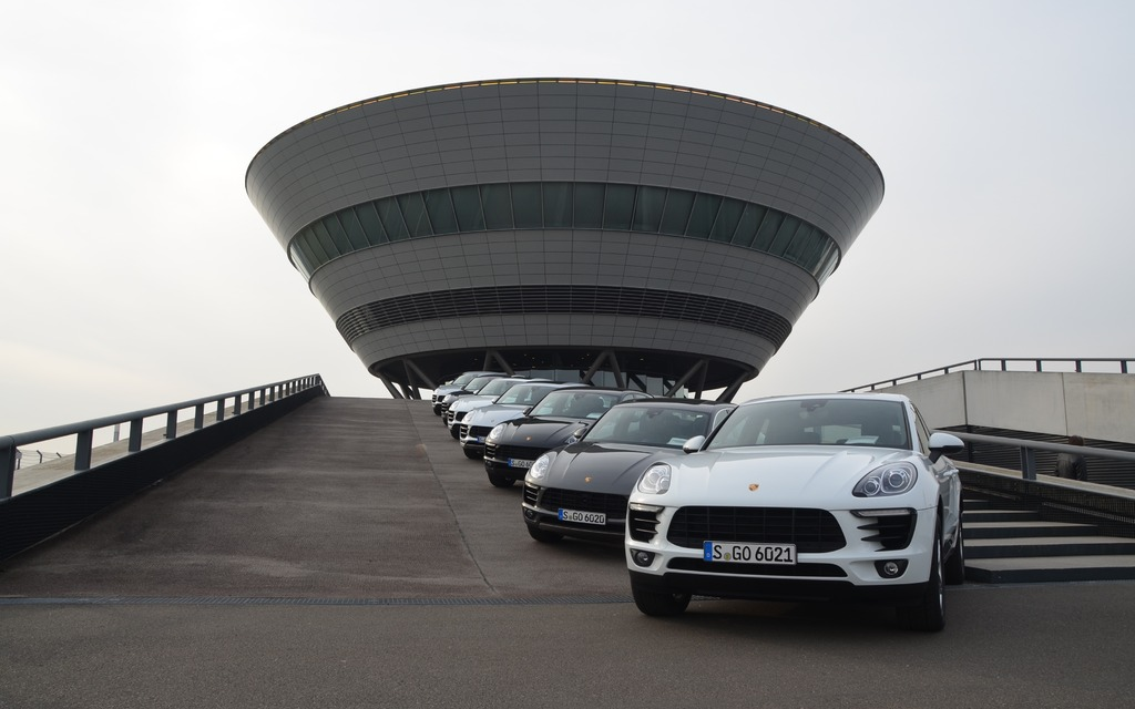 2014 Porsche Macan 2014 Porsche Macan new picture