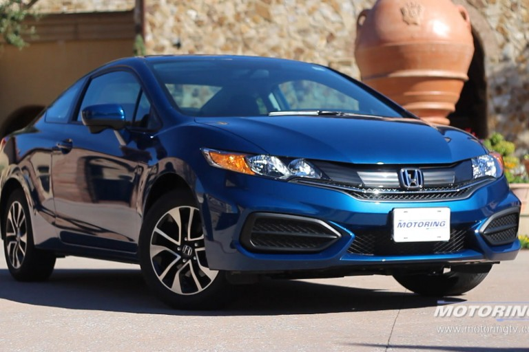 Great Video   Motoring TV 2014 Episode 14: Review   2014 Honda Civic Coupe   The  Car Guide / Motoring TV