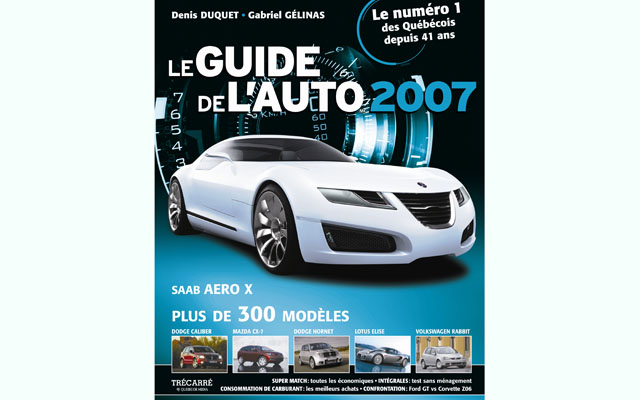 Le Guide de l'auto 2007
