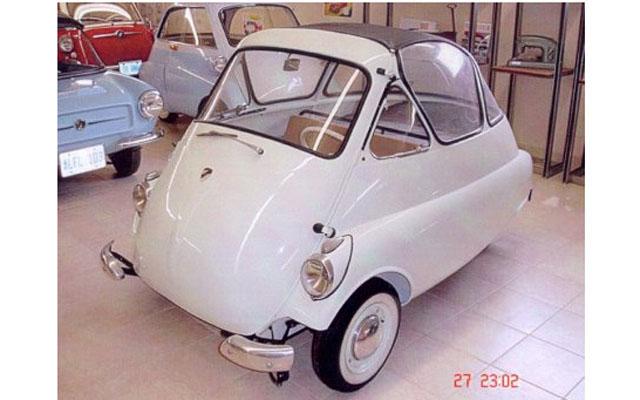 La Iso Isetta 1955
