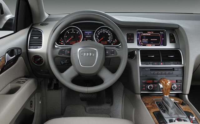 audi Q7 Intérieur - Photo Gallery - Cycle Canada