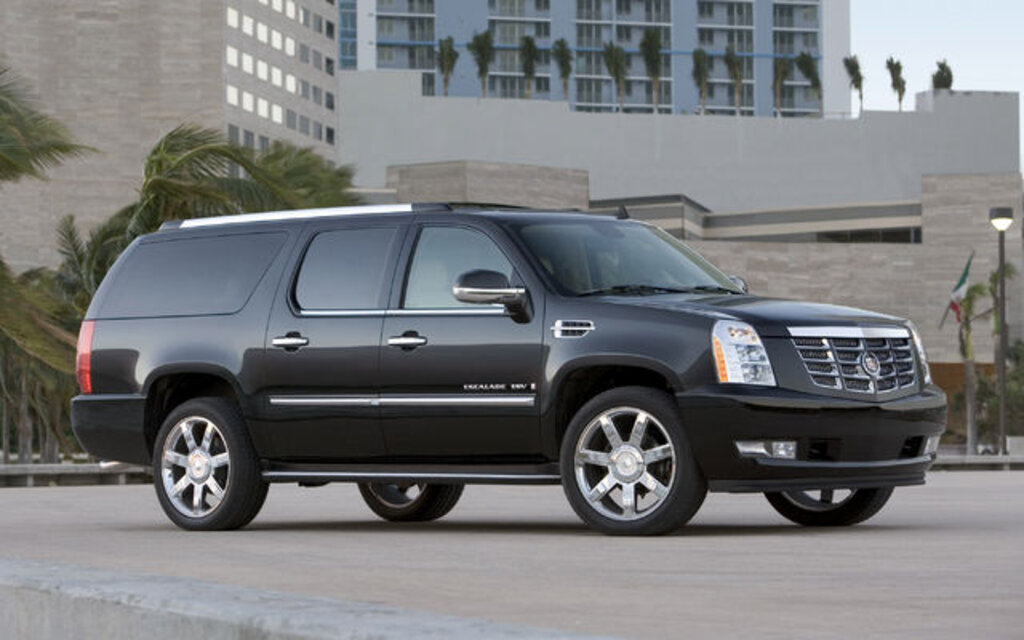 cadillac escalade ext une volution song e guide auto. Black Bedroom Furniture Sets. Home Design Ideas