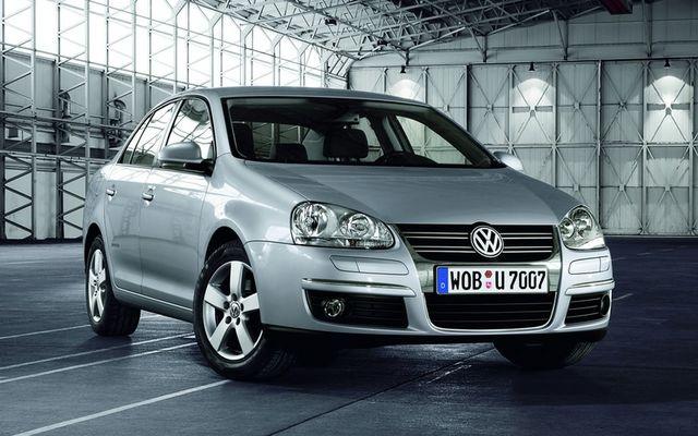 VW Jetta TDI 2009