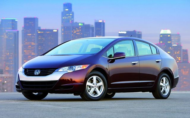 Honda FCX Clarity Concept