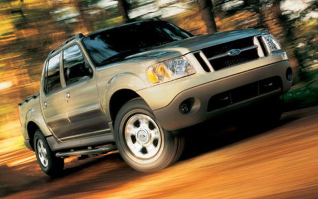 Ford Explorer SportTrac 2005