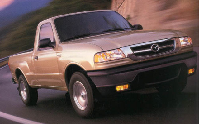 Mazda Série B 2005