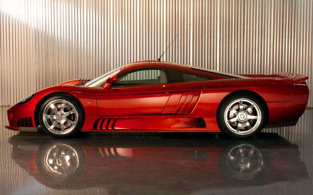 Saleen S7 2005