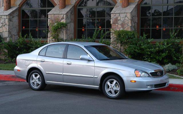 Suzuki Verona 2005