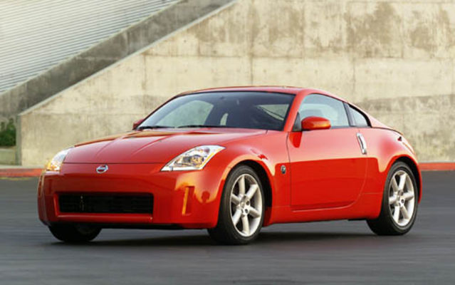 Nissan 350Z 2005