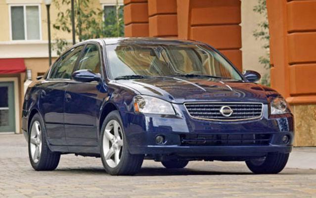 Nissan Altima 2005