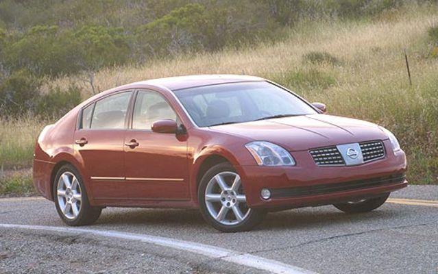 Nissan Maxima 2005