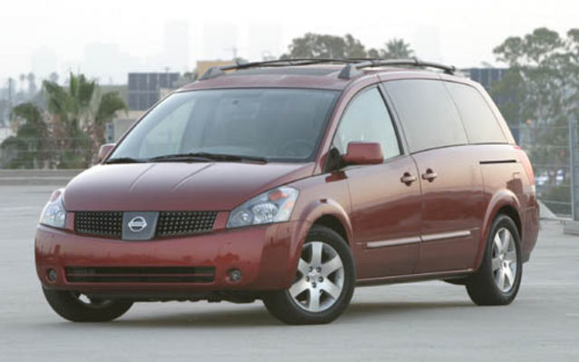 Nissan Quest 2005