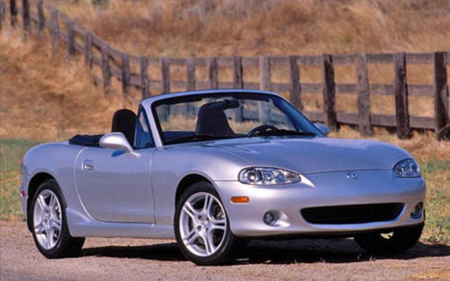 Mazda MX-5 Miata 2005