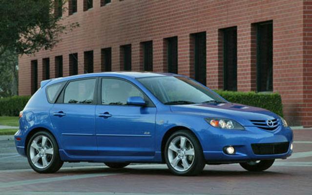 Mazda3 Sport 2005