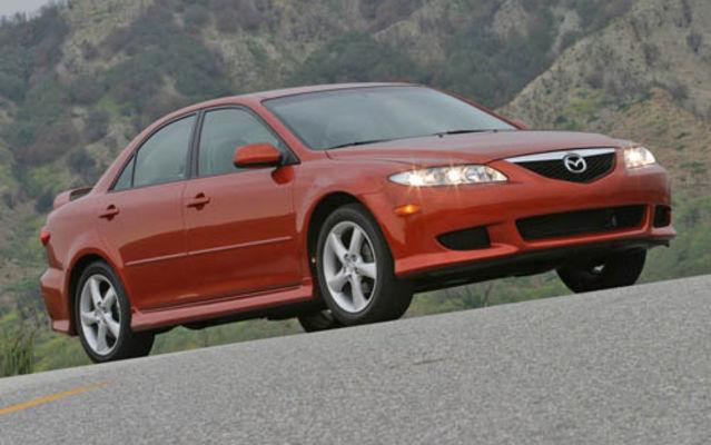 Mazda6 2005