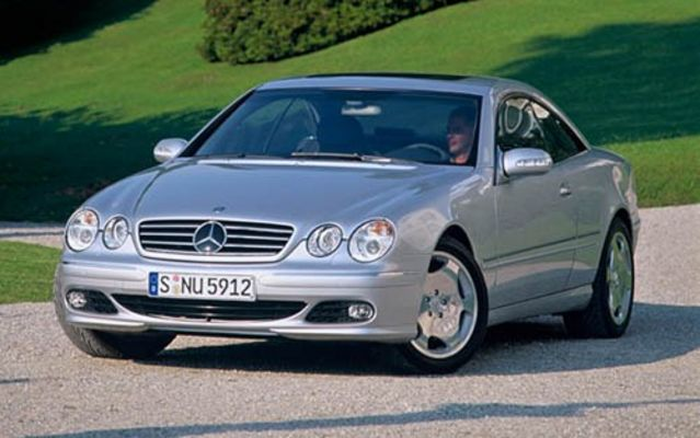 Mercedes-Benz Classe CL 2005