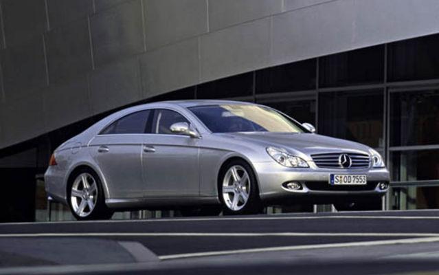 Mercedes-Benz Classe CLS 2005