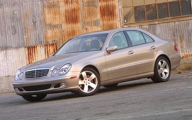 Mercedes-Benz Classe E 2005