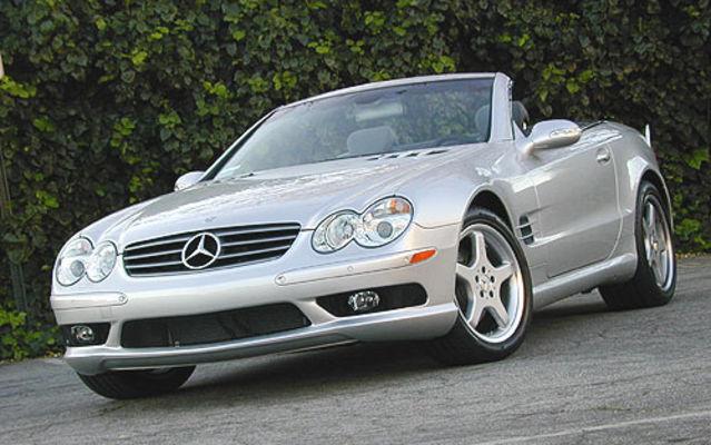 Mercedes-Benz Classe SL 2005