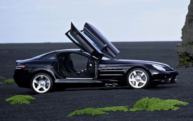 Mercedes-Benz SLR 2005