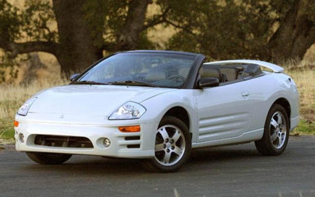 Mitsubishi Eclipse cabrio 2005