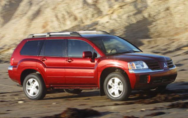 Mitsubishi Endeavor 2005