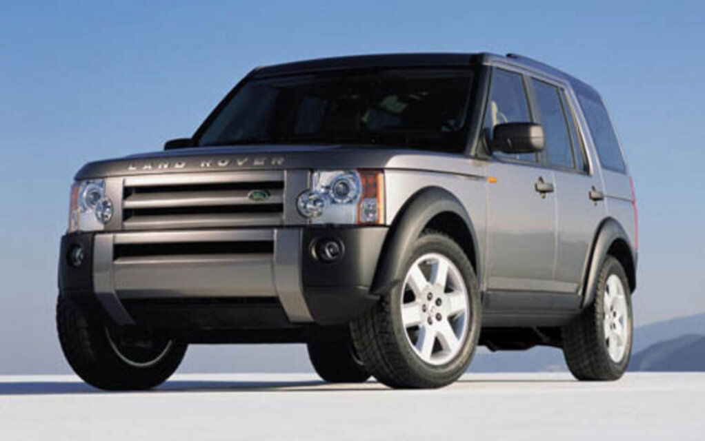 land rover lr3 un nouveau canal d guide auto. Black Bedroom Furniture Sets. Home Design Ideas