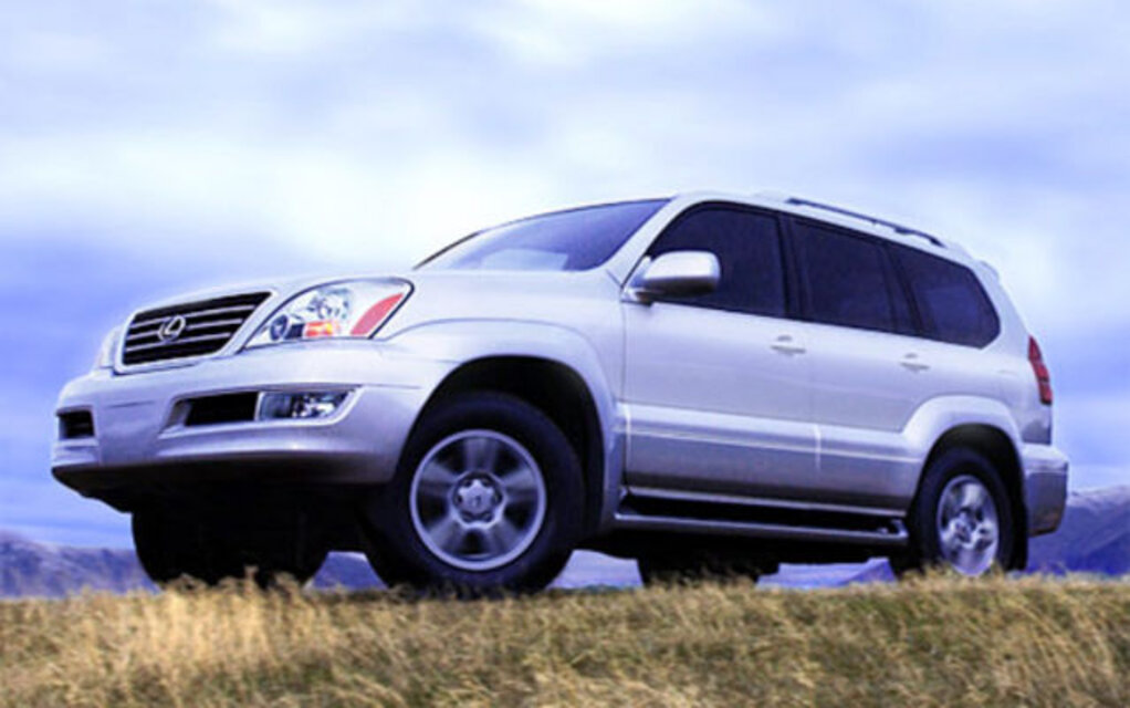 Lexus gx 470 manual pdf