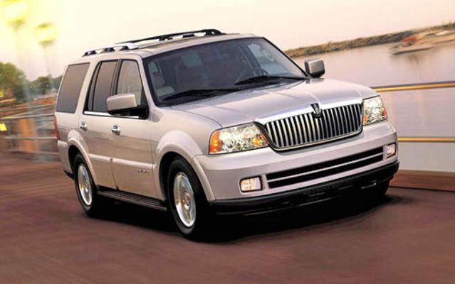 Lincoln Navigator 2005