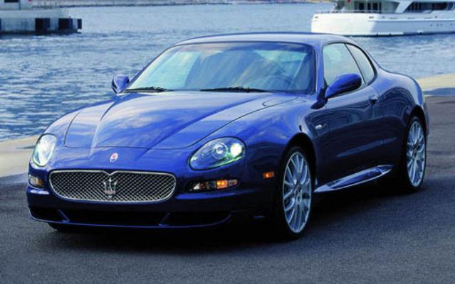 Maserati Coupé 2005