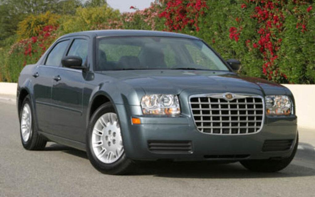 Chrysler 300 300c Une Mercedes Am 233 Ricaine 1 1