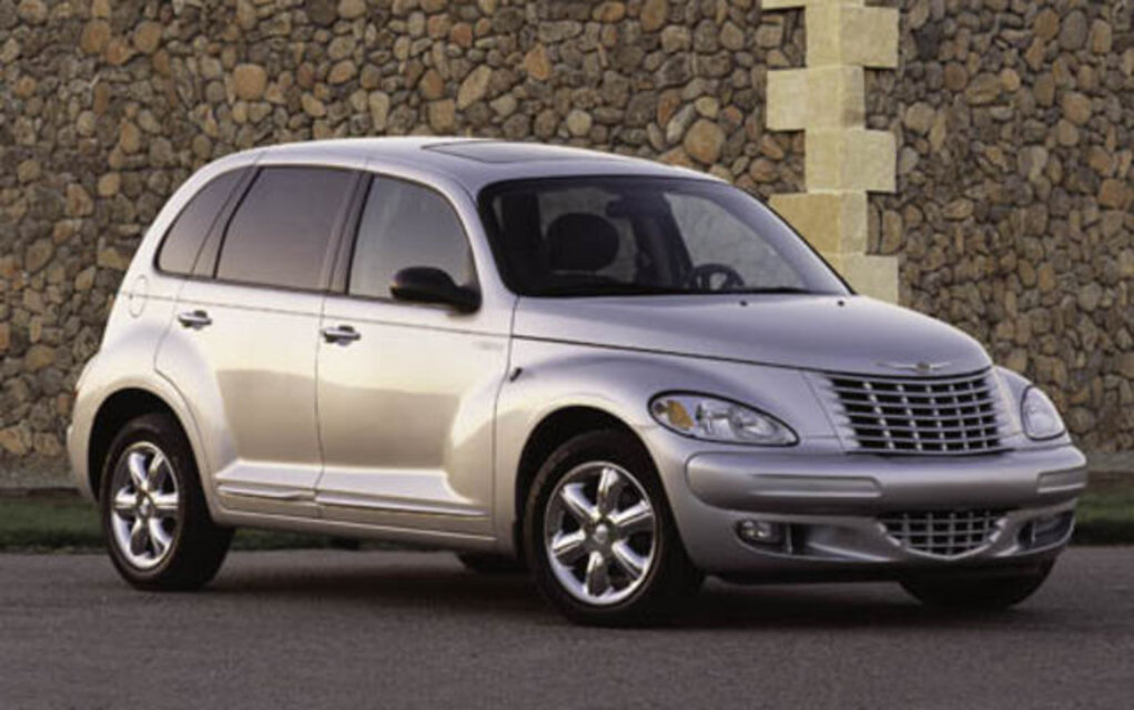 chrysler pt cruiser cabriolet l 39 ge d 39 or du design guide auto. Black Bedroom Furniture Sets. Home Design Ideas