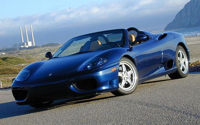 Ferrari 360 2005