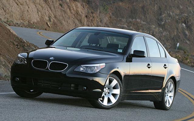 BMW Série5 2005