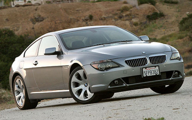 BMW Série6 2005