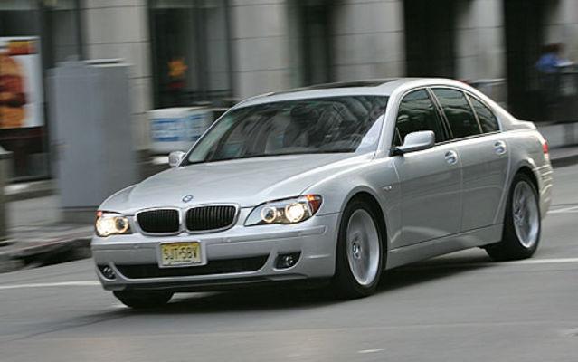 BMW Série7 2005