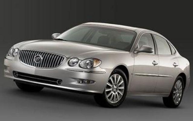 Buick Allure 2005