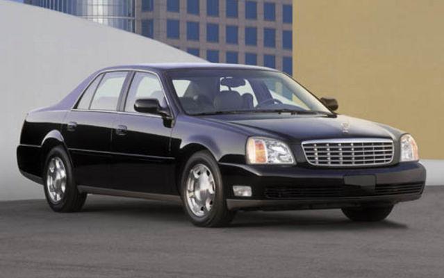 Cadillac DeVille 2005