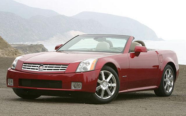 Cadillac SLR 2005