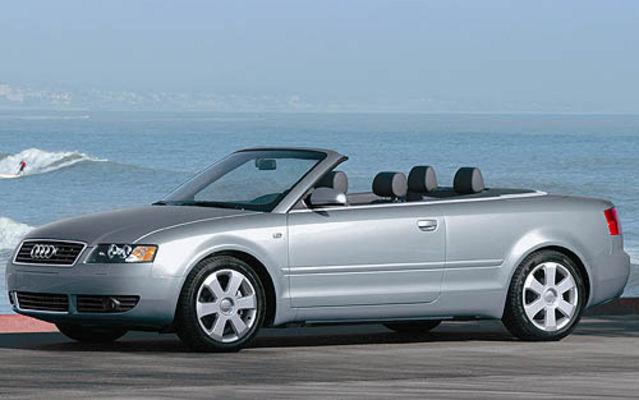 Audi A4 cabrio 2005