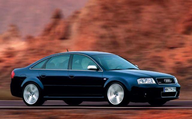 Audi RS6 2005