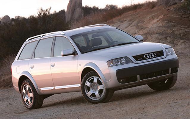 Audi Allroad Quattro 2005
