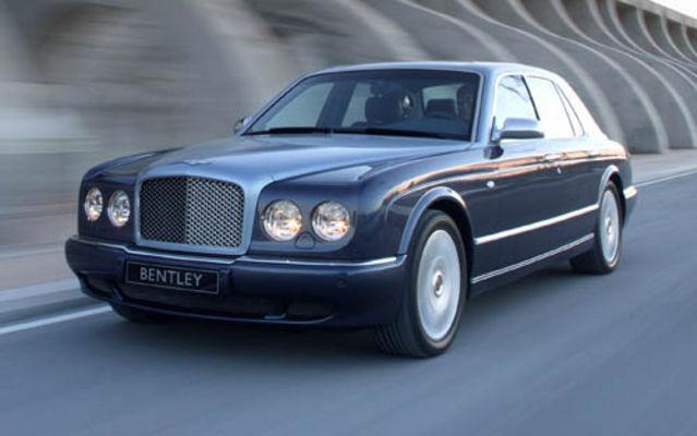 Bentley Arnage 2005