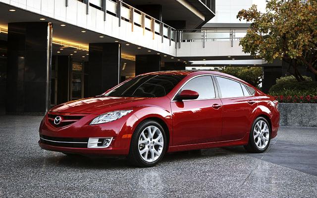 Mazda6 2009