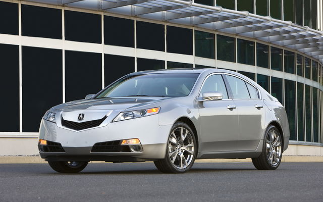 New Acura TL Redefines Performance with the Most Powerful Engine in on