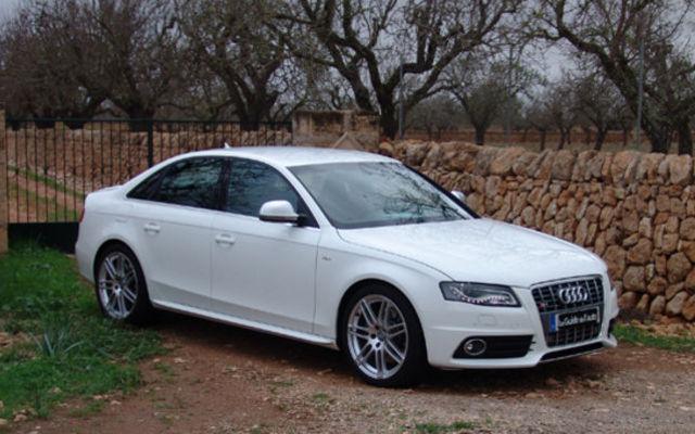 2009 Audi S4 A True Sleeper 18