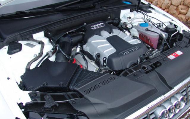 2009 Audi S4 A True Sleeper 6 8