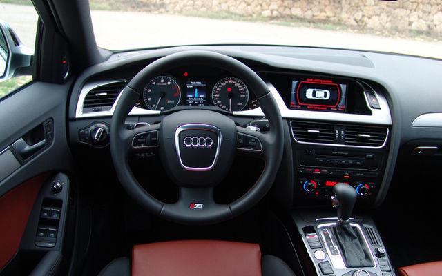 2009 Audi S4 A True Sleeper 78