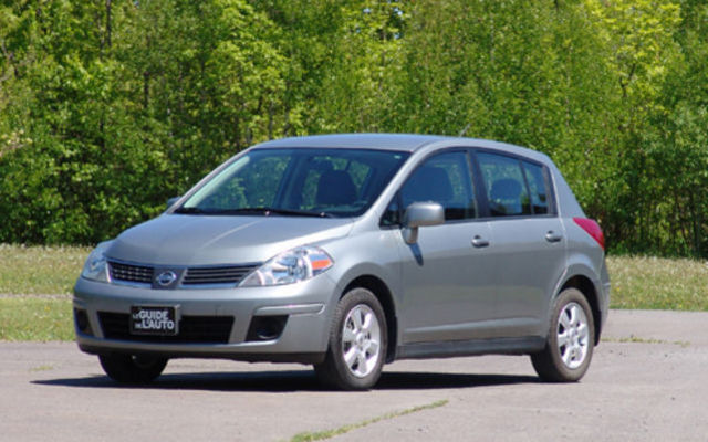 nissan versa: all positives…almost! - the car guide