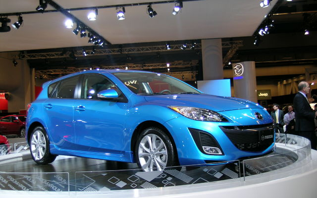 Second Generation Mazda3 Makes Its Canadian Debut